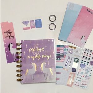 Happy planner student classic size kit